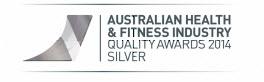 2014 Silver Award