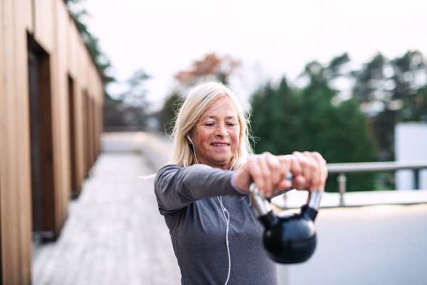 over 50s personal trainer